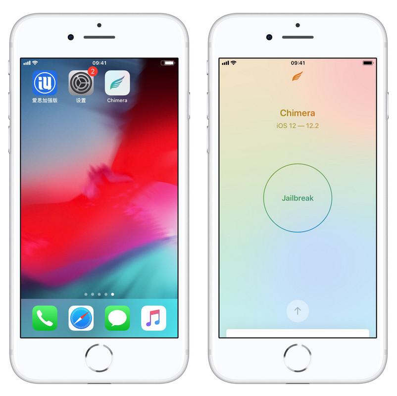 iOS 12.3 越狱工具发布,目前仅支持测试版系统