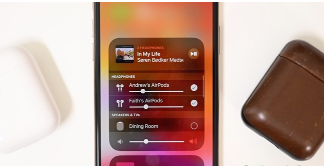 iOS 13 音频共享功能是什么,如何使用?