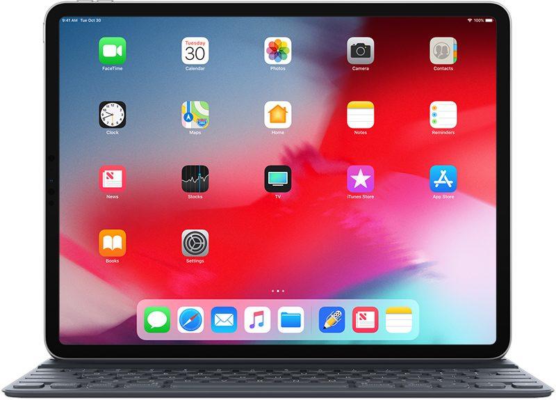 如何使用键盘快捷键快速获取 iPad 屏幕截图?