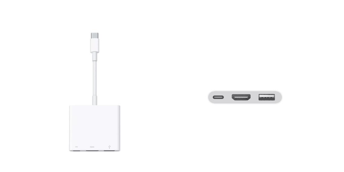 苹果发布新款 USB-C 数字影音多端口转换器,支持 60Hz 4K、HDR