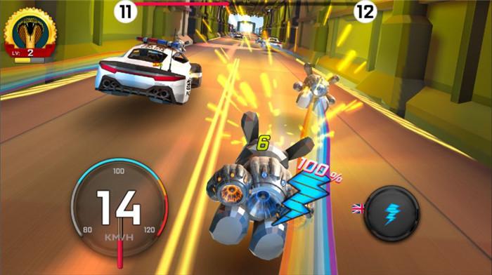 从3年到半年开发,独立开发者宋均又出新作《极速狂飙兔》