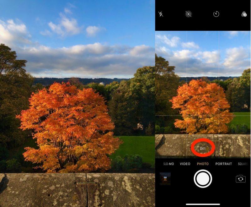 如何在 iPhone 和 iPad 上拍摄连拍照片?如何保存单张照片?