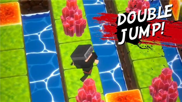 一起来抢水晶吧!休闲手游《Jumpion》现已推出