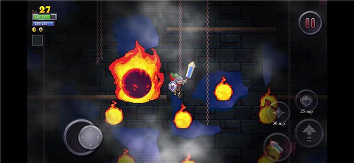 Roguelike动作游戏《Rogue Legacy》推出iOS版本