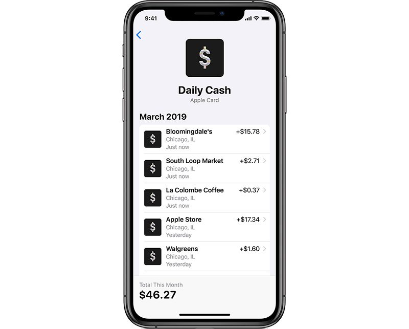 Apple Card 服务正式上线,所有符合条件的美国用户均可申请