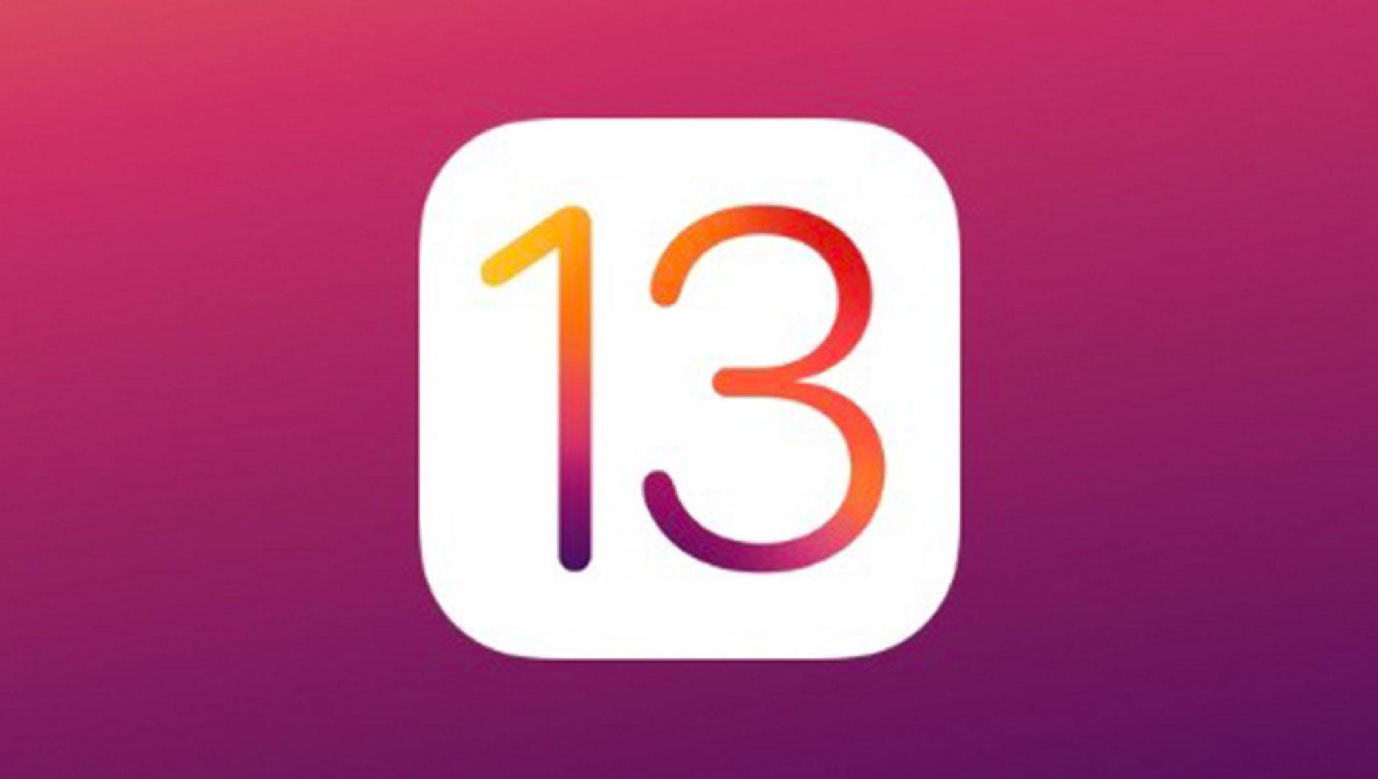 苹果发布 iOS 13/iPadOS 第 8 个测试版