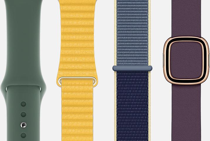 Apple Watch「定制坊」是什么?如何自定义表带搭配?