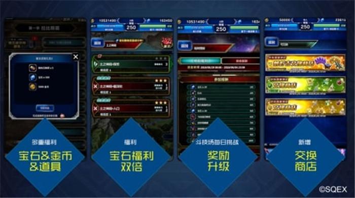《最终幻想:勇气启示录》公测在即 国服详情大曝光!