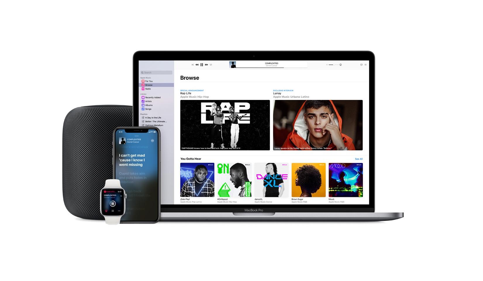 苹果或将 Apple TV+ 和 Apple Music 服务打包出售