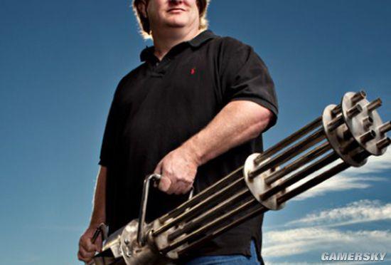 V社被盗走价值4万美元游戏、设备 甚至还有G胖的枪