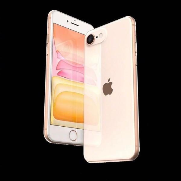 苹果 iPhone SE2 渲染图曝光,外观酷似 iPhone 8