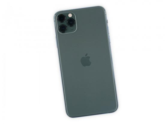 iPhone 11 Pro Max 成为新 iPhone 中最受欢迎的单品