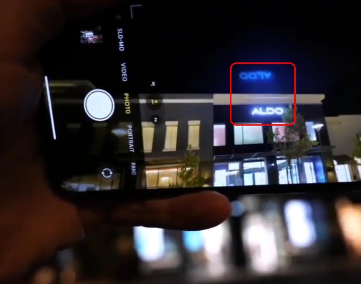 """iPhone 11 拍照出现""""鬼影""""是什么原因,如何解决?"""