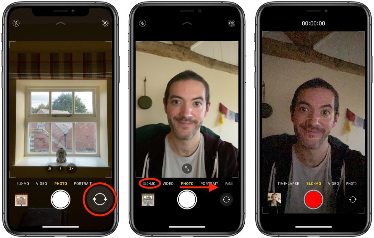 iPhone 11 自拍实用技巧 | 如何拍摄慢动作自拍 Slofie?