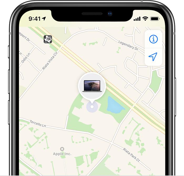 如何使用 iOS 13 中的查找应用找到丢失的 iPhone?