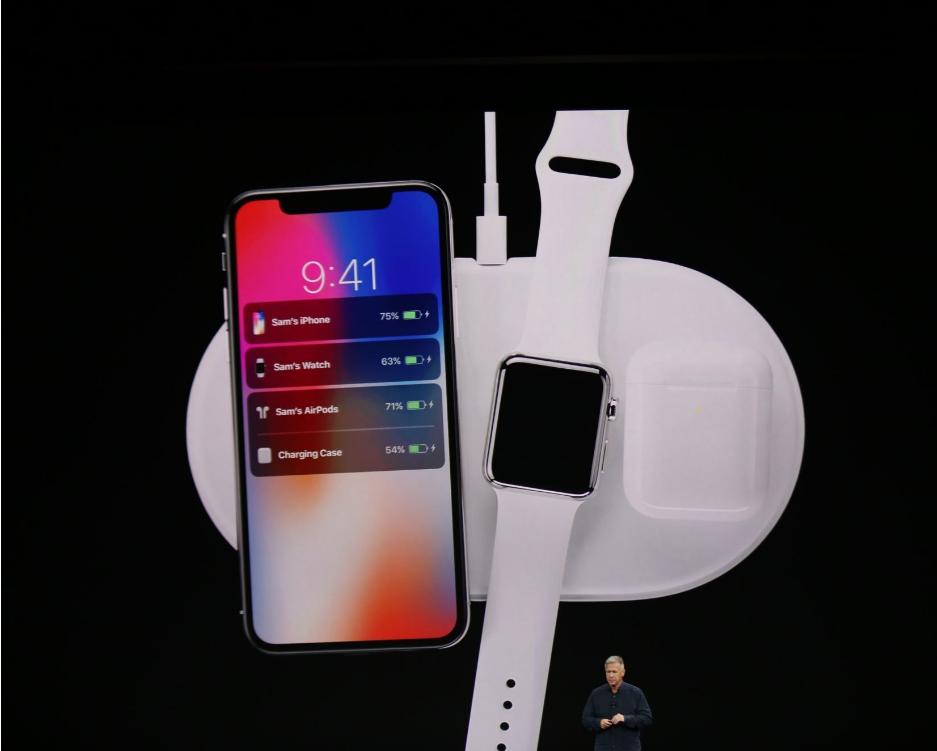 苹果重新解禁 iPhone 第三方无线快充