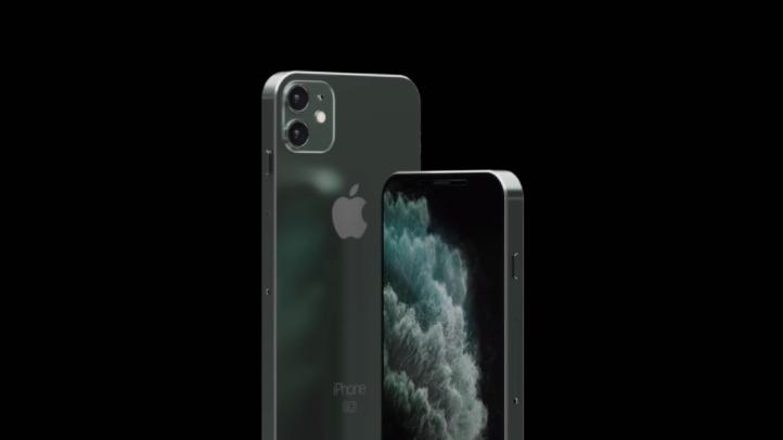 iPhone 12全方位渲染视频曝光 方正设计重回经典