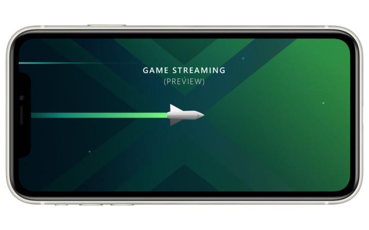 微软游戏串流服务 Project xCloud 登录 iOS,开启测试