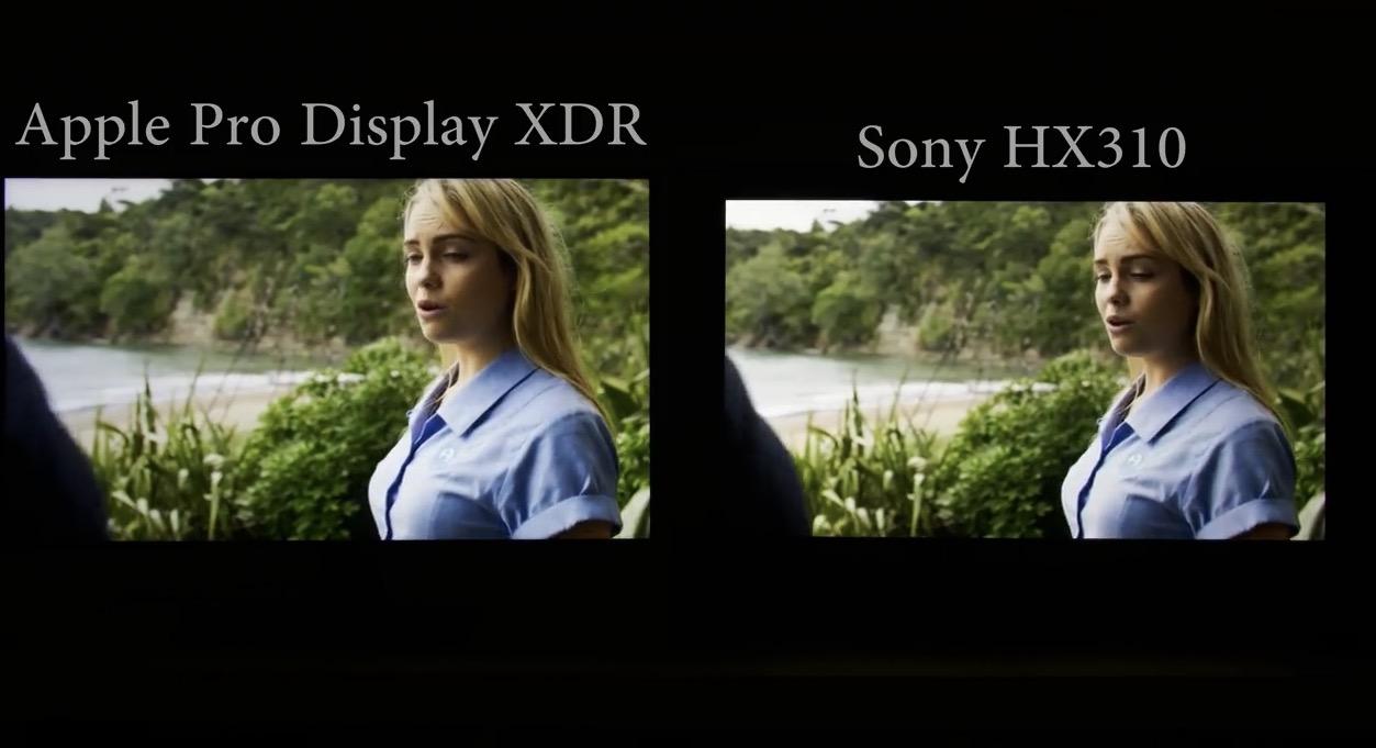 国外网友测试苹果 Pro Display XDR,不推荐专业人士购买
