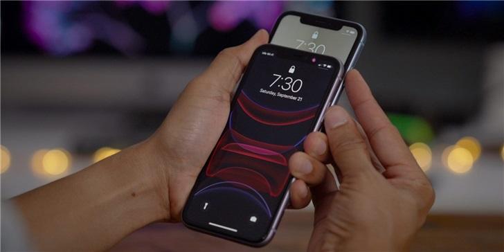 iOS 13.4 双卡状态栏细节新改动:仅显示主运营商