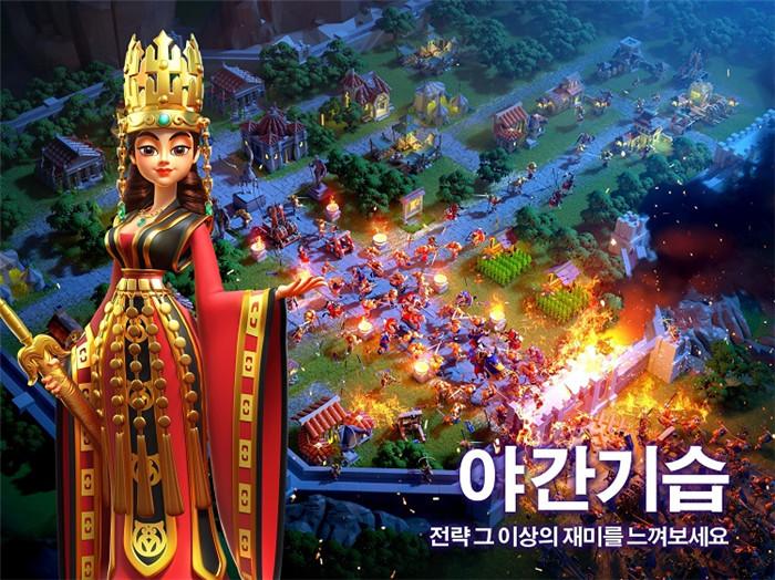 莉莉丝《剑与远征》韩国霸榜,韩国人又慌了?