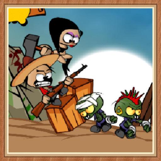 僵尸的纷争丧尸之城保卫战-免费单机动作格斗游戏