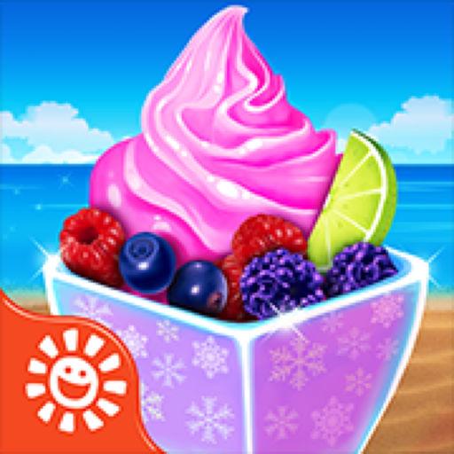 冰爽美食制作游戏