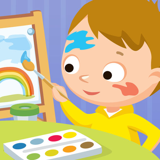 儿童绘画游戏