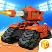坦克进化大作战