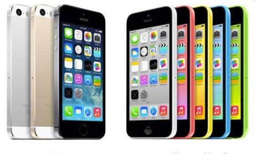 iPhone 5c/5s占据全球42% LTE手机出货量
