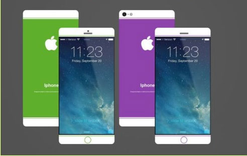 还不错!5.7英寸极简iPhone平板手机概念