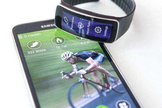 三星和苹果如何争夺运动健康市场?