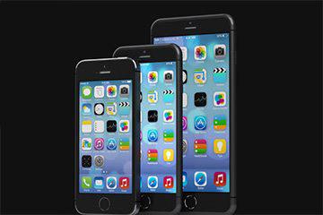 """5.5英寸苹果iPhone6或""""一机难求"""""""