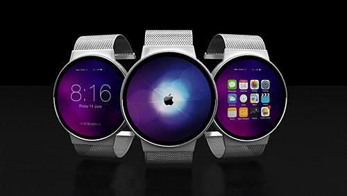 苹果iWatch智能手表酝酿大招