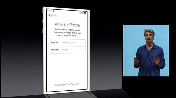 苹果iOS7激活锁功能显成效
