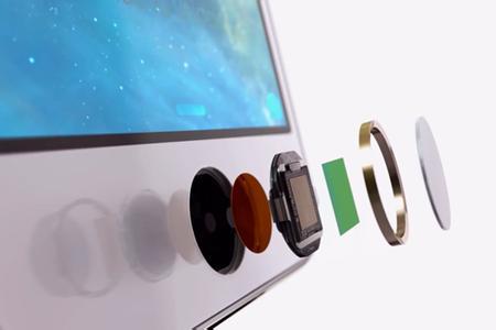 苹果iPhone6/iPad Air 2指纹识别会更棒