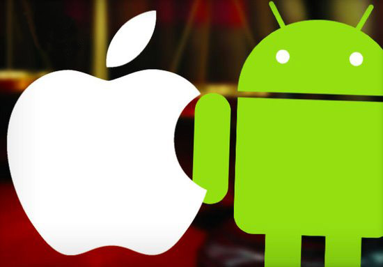 苹果,放权;谷歌,收权
