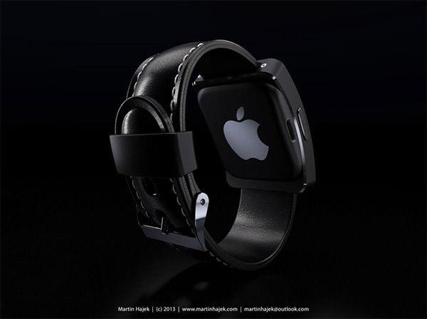 苹果iWatch智能手表的杀手锏
