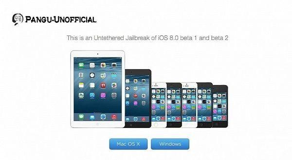 Geeksn0w 作者宣布将发布首个 iOS 8 越狱