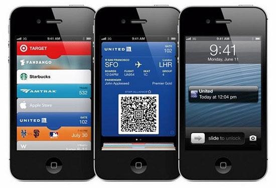 苹果iOS6新功能:全能的PassBook