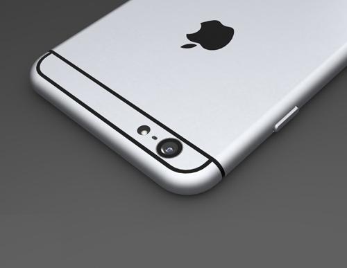 iPhone6高清渲染图赏析