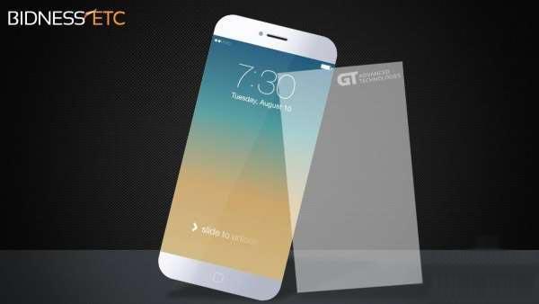 苹果iPhone6蓝宝石屏有何不足?