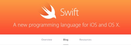 iOS8开发必读:苹果启动Swift编程语言官博