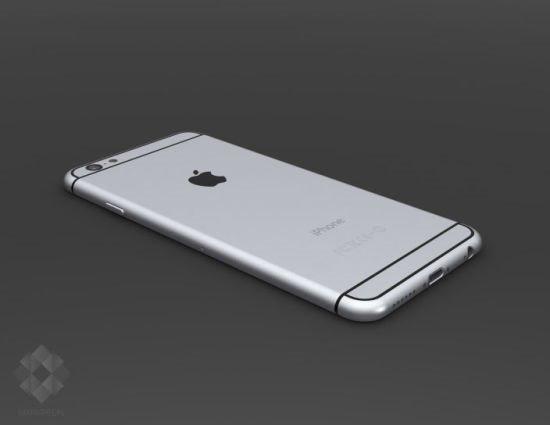5.5英寸iPhone6零件限制:严重延期