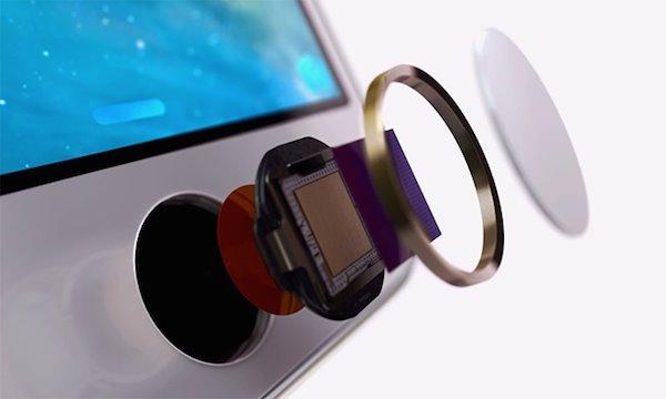 苹果Touch ID商标申请被拒