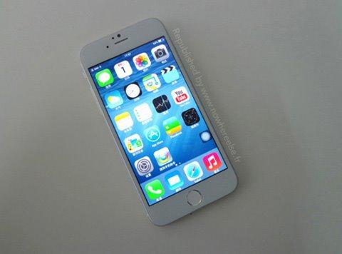 5.5英寸苹果iPhone6最大瓶颈已解决