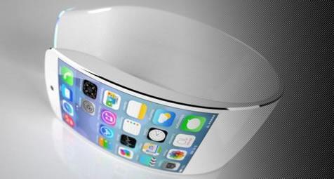 苹果iWatch智能手表:三个版本
