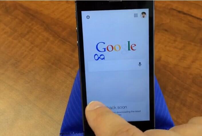 谷歌为iOS用户准备的复活节彩蛋