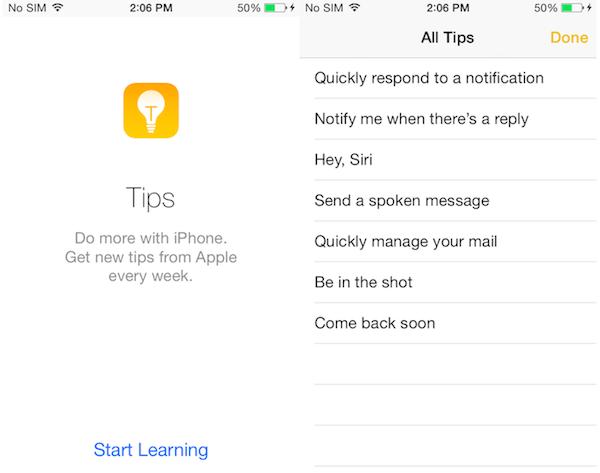 iOS 8 Beta 4 更新内容丰富