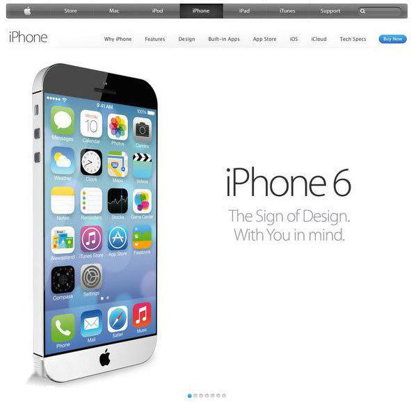"""苹果iPhone6预订""""开启"""""""
